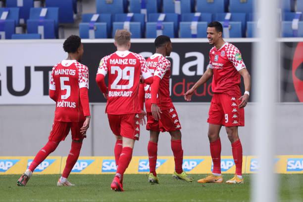 DEU: TSG Hoffenheim v 1. FSV Mainz 05 - Bundesliga