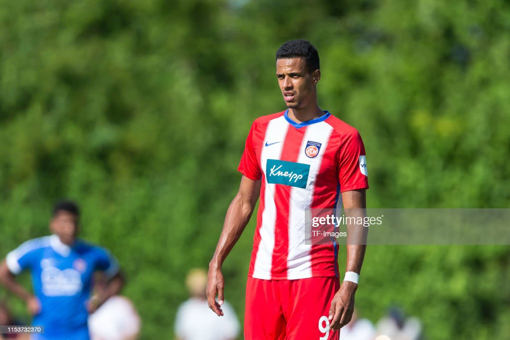 TSG Ehingen v FC Heidenheim - Friendly Match : News Photo