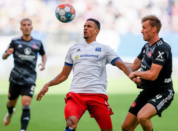 DEU: Hamburger SV v 1. FC Nürnberg - Second Bundesliga
