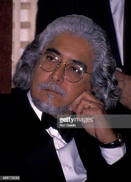 Robert Graham attends Artist Rights Symposium Dinner Gala on April 29 1994 at the Nikko Hotel in New York City