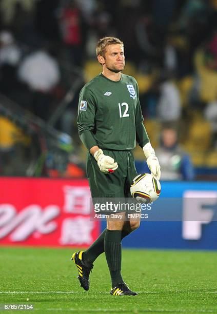 Robert Green, England goalkeeper