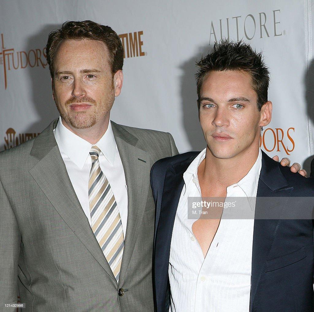 The Tudors Los Angeles Premiere - Arrivals : News Photo
