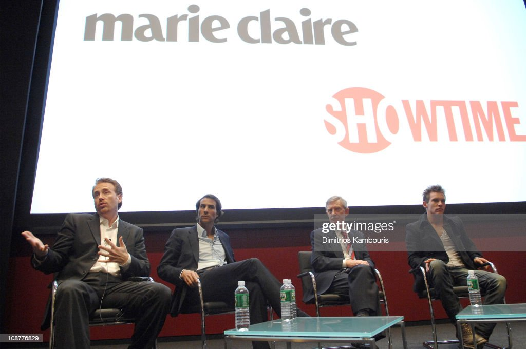 Showtime and Marie Claire Host the NY Premiere of 'The Tudors' : News Photo