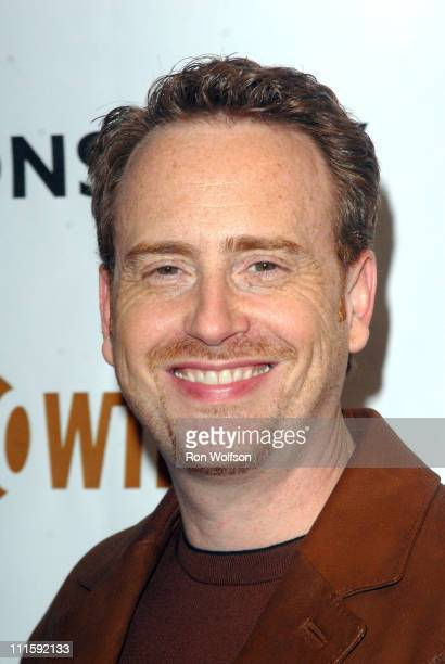 Robert Greenblatt Showtime President during Showtime Golden Globes Party at Sunset Tower Hotel in West Hollywood CA United States