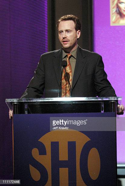 Robert Greenblatt Showtime President of Entertainment