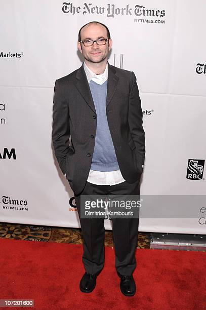 Robert Greene attends IFP's 20th Annual Gotham Independent Film Awards at Cipriani Wall Street on November 29 2010 in New York City