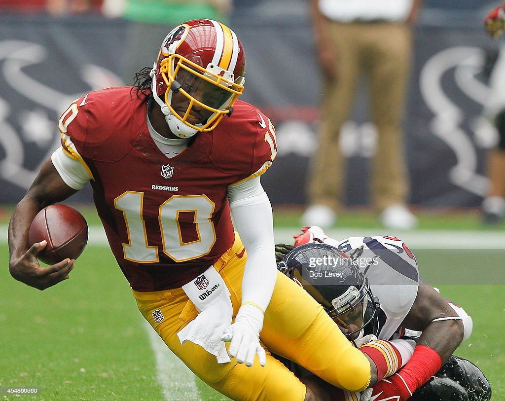 Washington Redskins v Houston Texans : News Photo