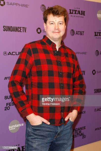 Robert Grigsby Wilson attends the 2020 Sundance Film Festival La Leyenda Negra Premiere at Egyptian Theatre on January 27 2020 in Park City Utah
