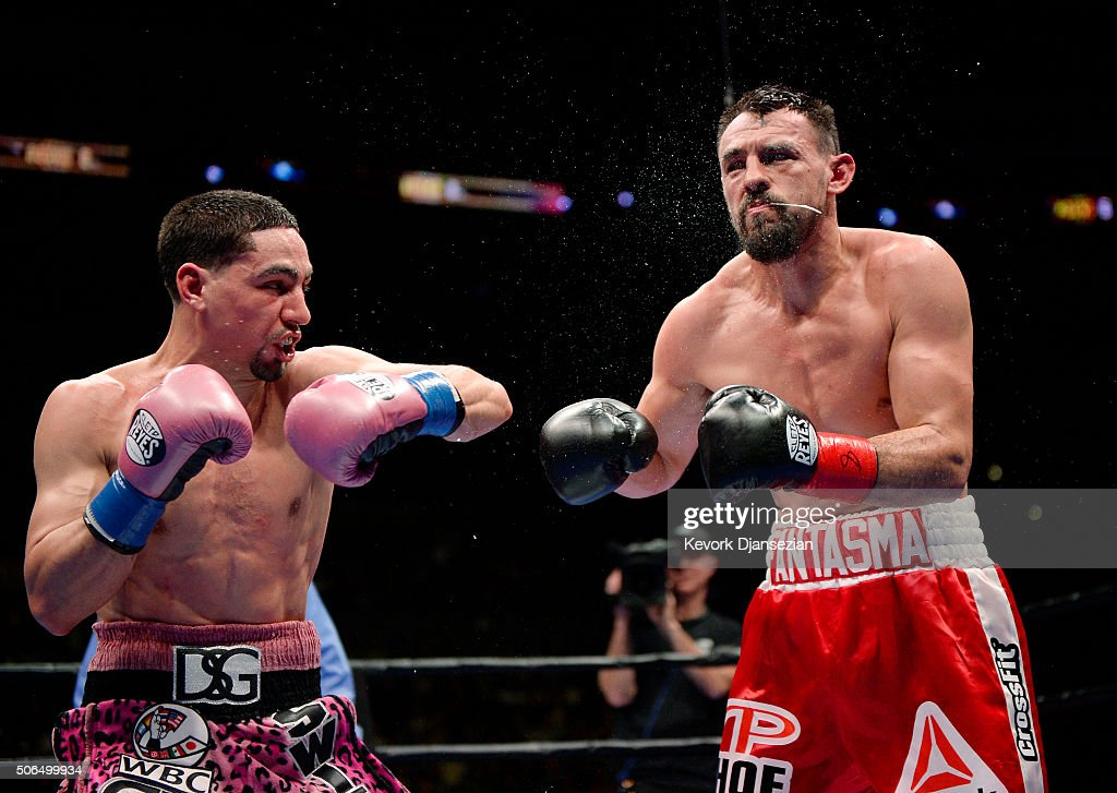 PBC on FOX: Danny Garcia v Robert Guerrero