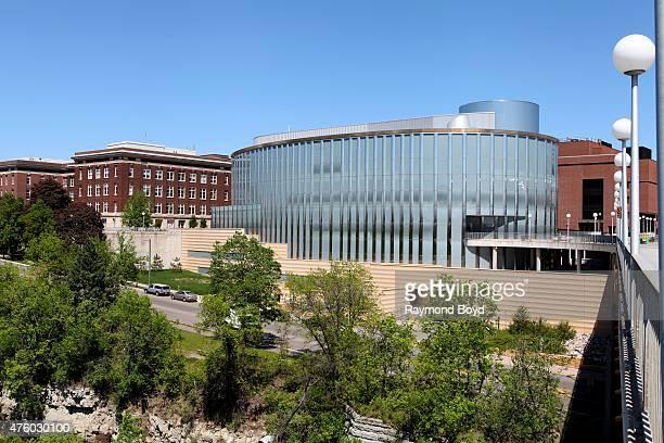 Robert H Bruininks Hall on the University of Minnesota campus on May 21 2015 in Minneapolis Minnesota