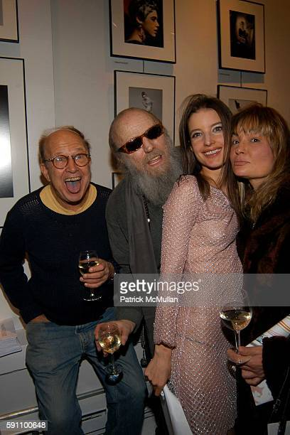 Robert Hedie Billy Name Misha Sedgwick and Penlope Palmer attend Edie Sedgwick Unseen Photographs of a Warhol Superstar Opening Reception Hosted by...