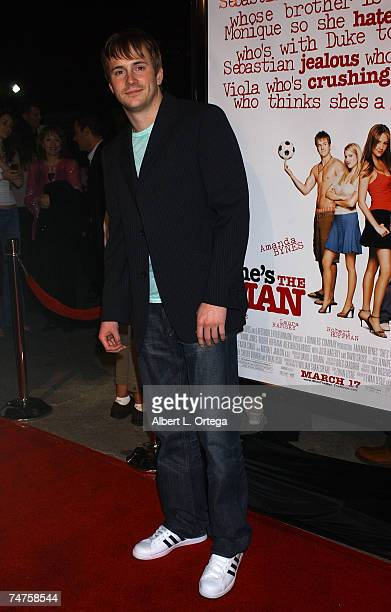 Robert Hoffman at the Mann Village Theater in Westwood CA