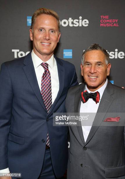 Robert Horn attends the Broadway Opening Night of 'Tootsie' at The Marquis Theatre on April 22 2019 in New York City