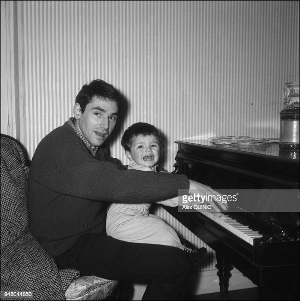 Robert Hossein and Igor