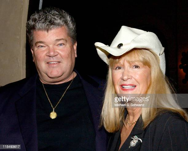 Robert Hunter and Diane Ladd during The 20th Annual Charlie Awards at The Hollywood Roosevelt Hotel in Hollywood, California, United States.