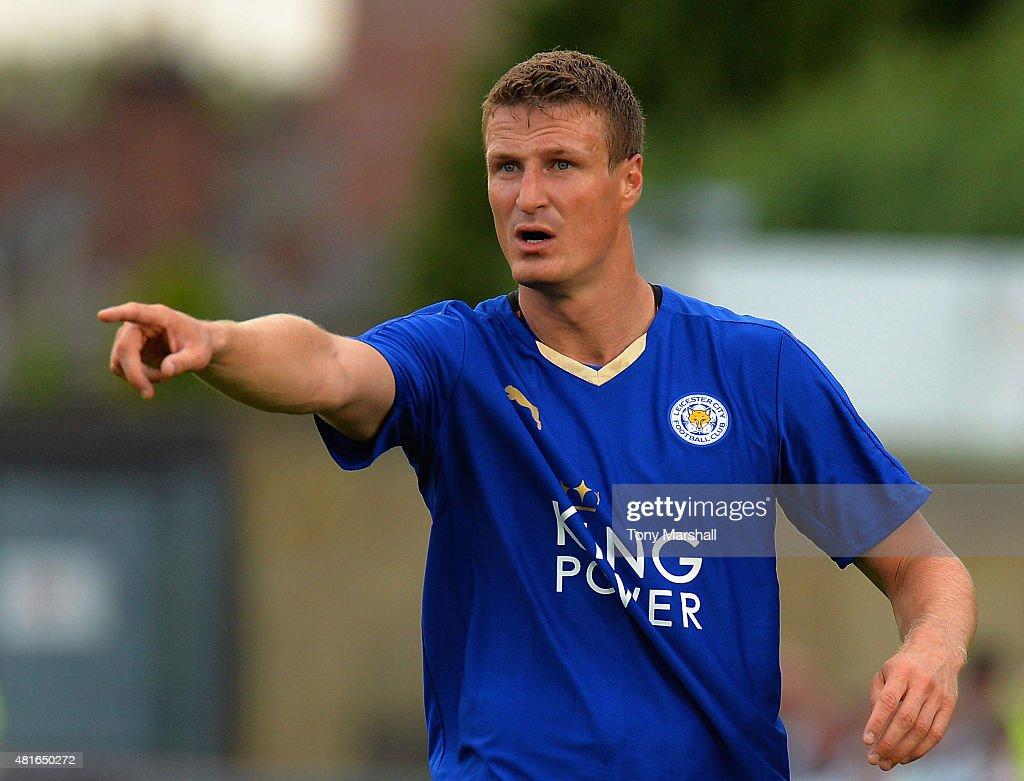 Lincoln City v Leicester City - Pre Season Friendly : News Photo