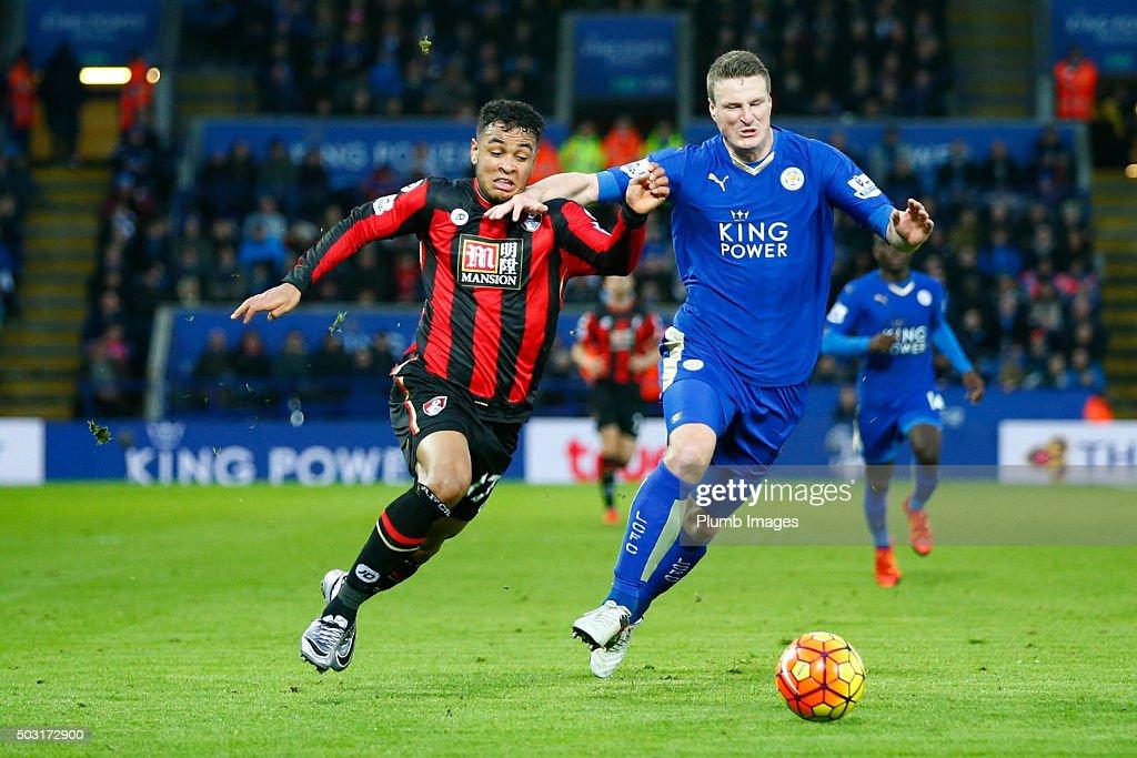 Leicester City v A.F.C. Bournemouth - Premier League : News Photo