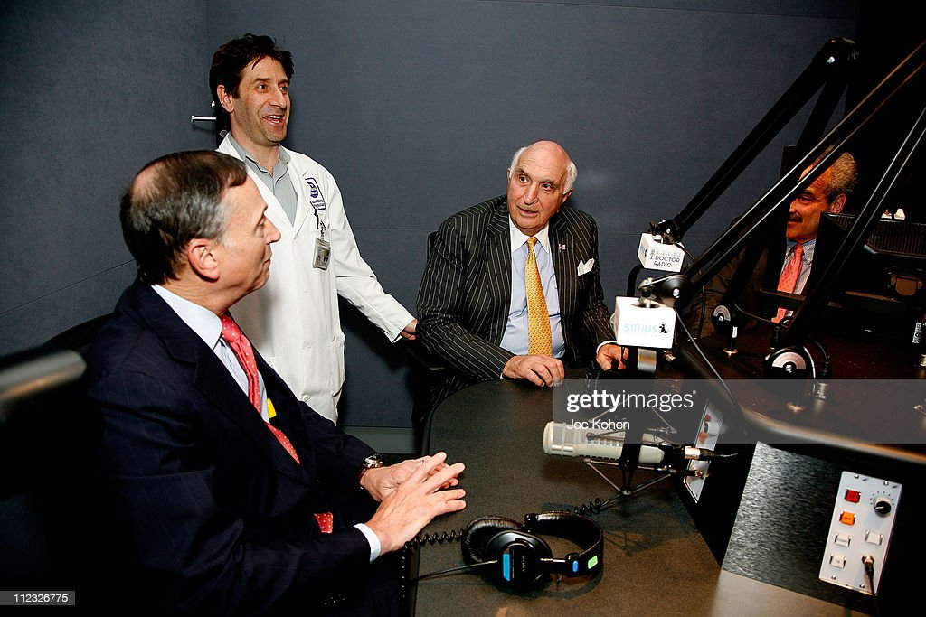 SIRIUS and NYU Langone Medical Center Open Its New Doctor Radio ...