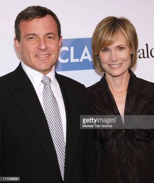 Robert Iger and wife Willow Bay during The Millennium Ball 2006 Fundraiser to Benefit Ronald Reagan UCLA Medical Center Arrivals at Ronald Reagan...
