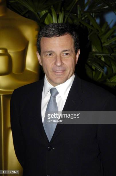 Robert Iger during The 77th Annual Academy Awards Nominees Luncheon at Beverly Hilton Hotel in Beverly Hills California United States