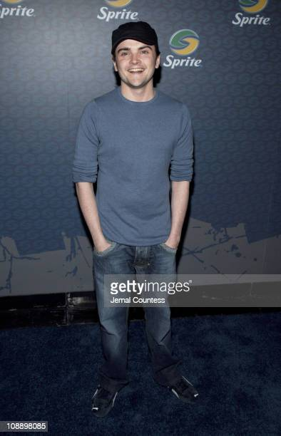 Robert Iler during Sprite Street Couture Showcase - Arrivals and Afterparty at Guastavino's in New York City, New York, United States.