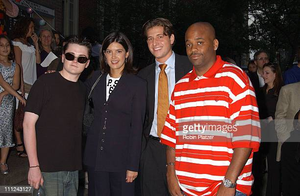 Robert Iler Phoebe Cates Peter Cincotti and Damon Dash