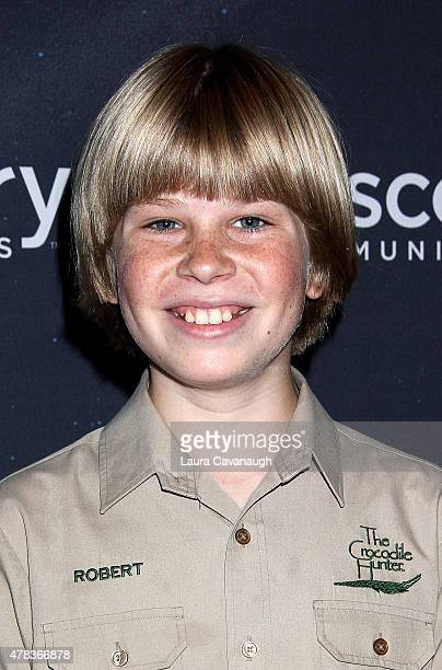 Robert Irwin attends the Discovery 30th Anniversary Celebration at The Paley Center for Media on June 24 2015 in New York City