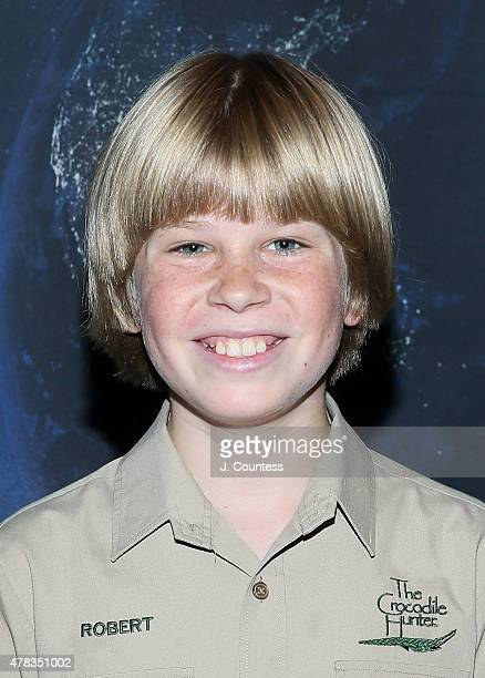 Robert Irwin attends the Discovery Communications 30th Anniversary Celebration at Paley Center For Media on June 24 2015 in New York City