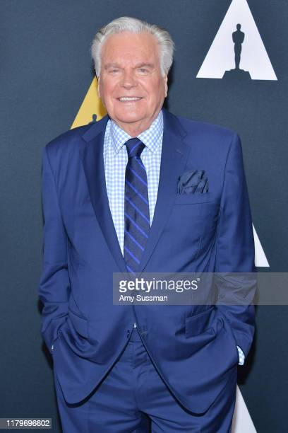 Robert J Wagner attends the inaugural Robert Osborne Celebration of Classic Film Series screening of Dodsworth presented by The Academy at Samuel...