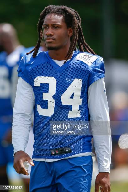premium selection 0f5e6 7d7be Robert Jackson Colts Premium Pictures, Photos, & Images ...
