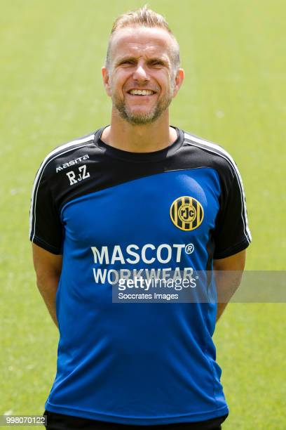Robert Jan Zoetmulder during the Photocall Roda JC at the Parkstad Limburg Stadium on July 12 2018 in Kerkrade Netherlands