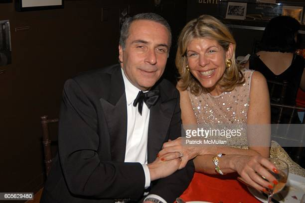 Robert Janjigian and Jamee Gregory attend The Museum of The City of New York The Directors Council 20th Annual Winter Ball at The Museum of The City...