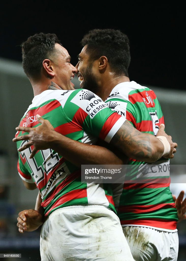 NRL Rd 6 - Roosters v Rabbitohs : News Photo