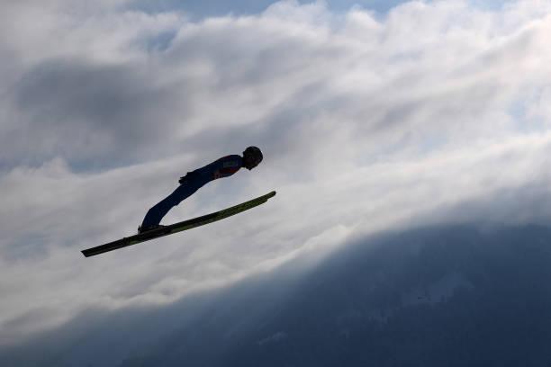 DEU: FIS Nordic World Ski Championships Oberstdorf - Men's Ski Jumping Team HS137