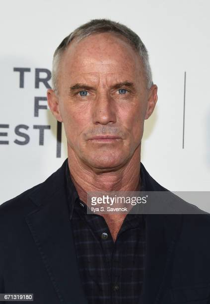Robert John Burke attends the Tribeca Shorts New York Group Therapy at Regal Battery Park Cinemas on April 21 2017 in New York City