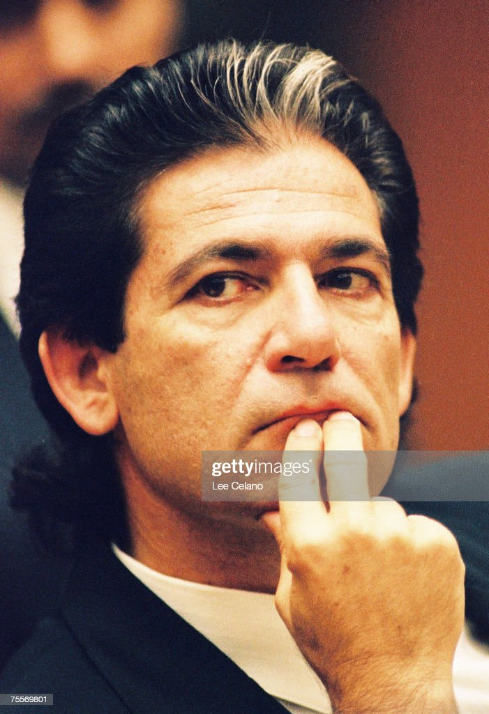 Preliminary Hearing Following the Murders of O.J. Simpson's Ex-Wife and Her Friend : News Photo