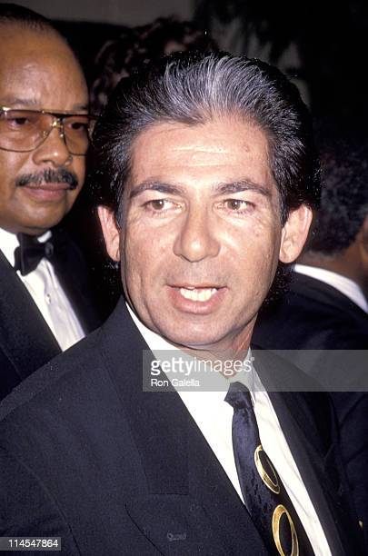 Robert Kardashian during Brotherhood Crusade Gala Dinner at Beverly Hilton Hotel in Beverly Hills CA United States