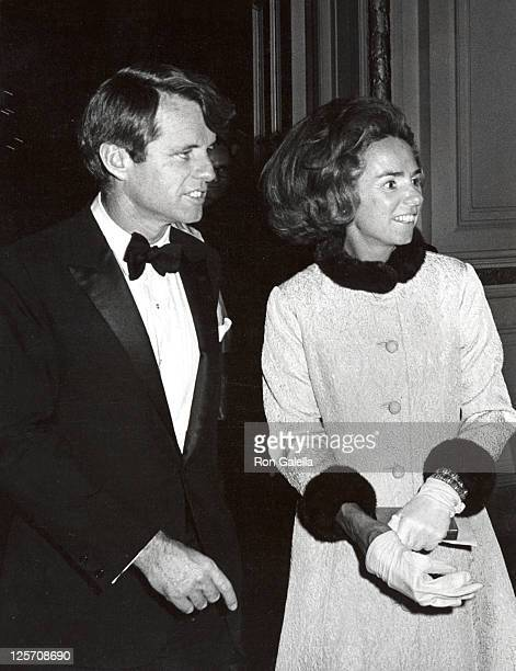 Robert Kennedy Ethel Kennedy