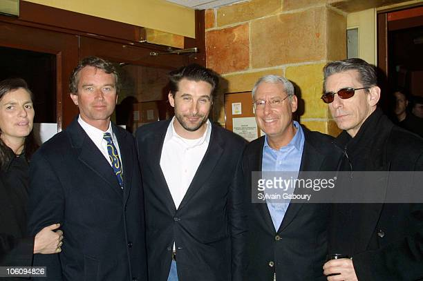 Robert Kennedy Jr and wife William Baldwin Henry Flife and Richard Belzer