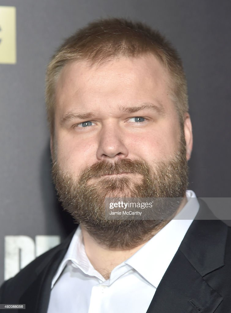"AMC's ""The Walking Dead"" Season 6 Fan Premiere Event At Madison Square Garden 2015 - Arrivals"