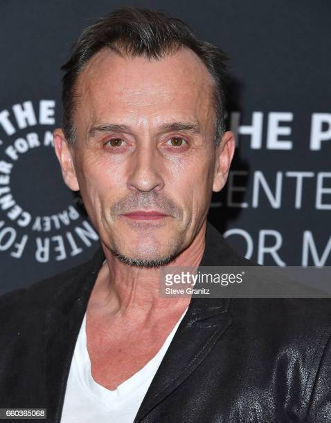 Robert Knepper arrives at the 2017 PaleyLive LA Spring Season 'Prison Break' Screening And Conversation at The Paley Center for Media on March 29...