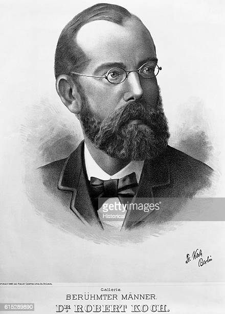 Robert Koch German physician who developed and studied vaccines against anthrax tuberculosis cholera and bubonic plague Koch won the Nobel Prize for...