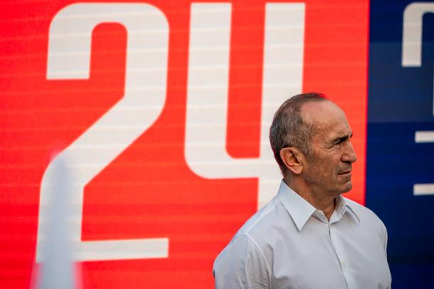 ARM: Parliamentary Elections In Armenia
