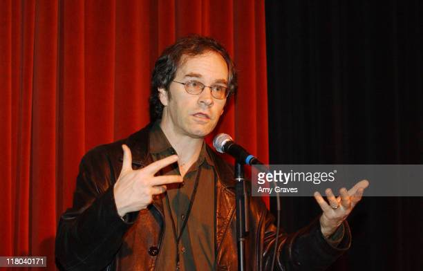 Robert Koehler, moderator during Palm Springs International Film Festival - Talking Pictures Cine Latino Seminar at Regal Cinemas in Palm Springs,...