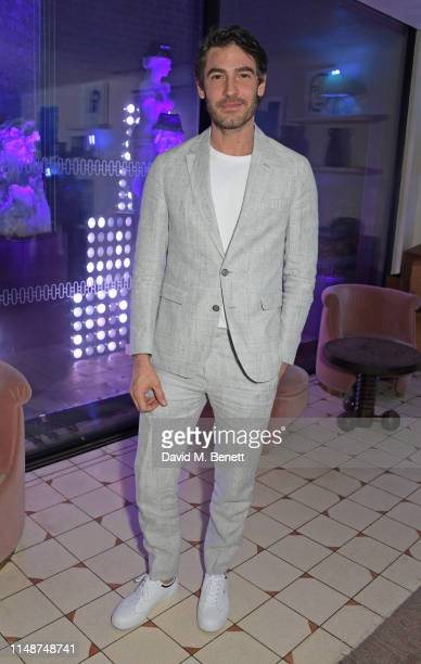 Robert Konjic attends the GQ Style and Browns party to celebrate LFWM June 2019 at Soho House on June 9, 2019 in London, England.