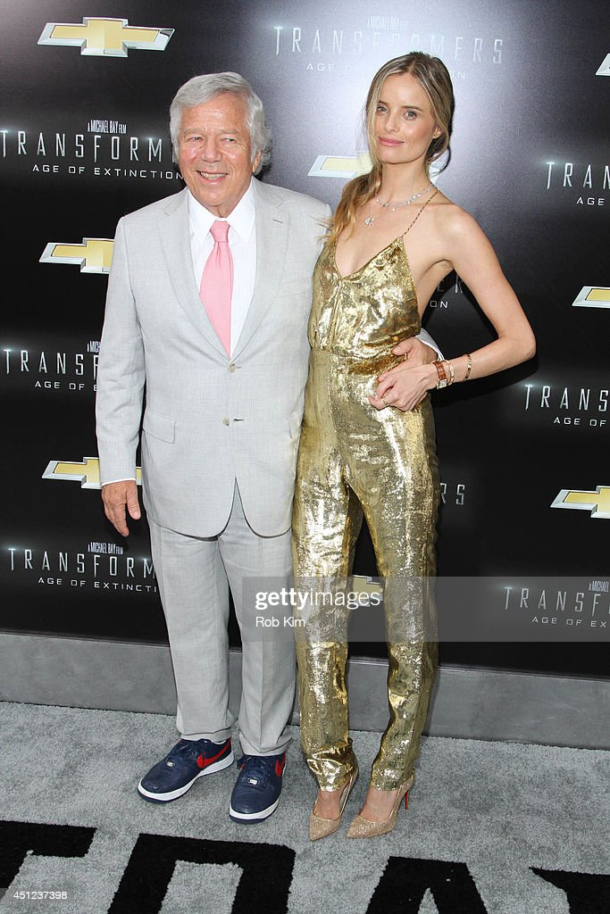 'Transformers: Age Of Extinction' New York Premiere : News Photo