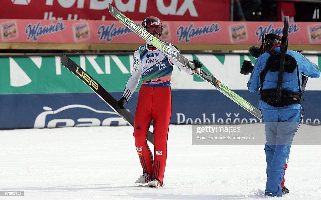 Ski Flying World Championships - Day Two