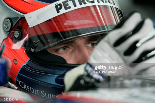 Robert Kubica, BMW Sauber F1 07, , Nurburgring, 22 July 2007.