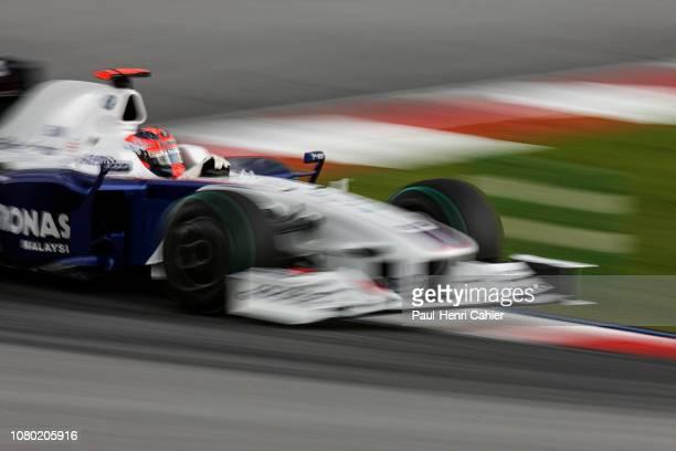 Robert Kubica, BMW Sauber F1 09, Grand Prix of Malaysia, Sepang International Circuit, 05 April 2009.