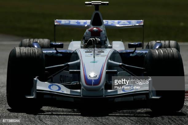 Robert Kubica BMW Sauber F106 Grand Prix of Italy Autodromo Nazionale Monza 10 September 2006